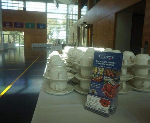 Cherry's Tea and Coffee Catering Event