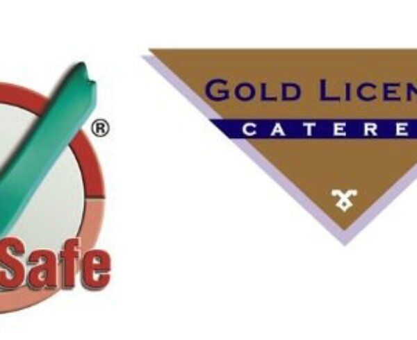 Cherry's Catering Perth FoodSafe and Gold Licence Caterer Certificates
