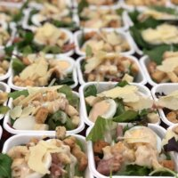 Cherry's Catering Caesar Salad Tub lunch catering option