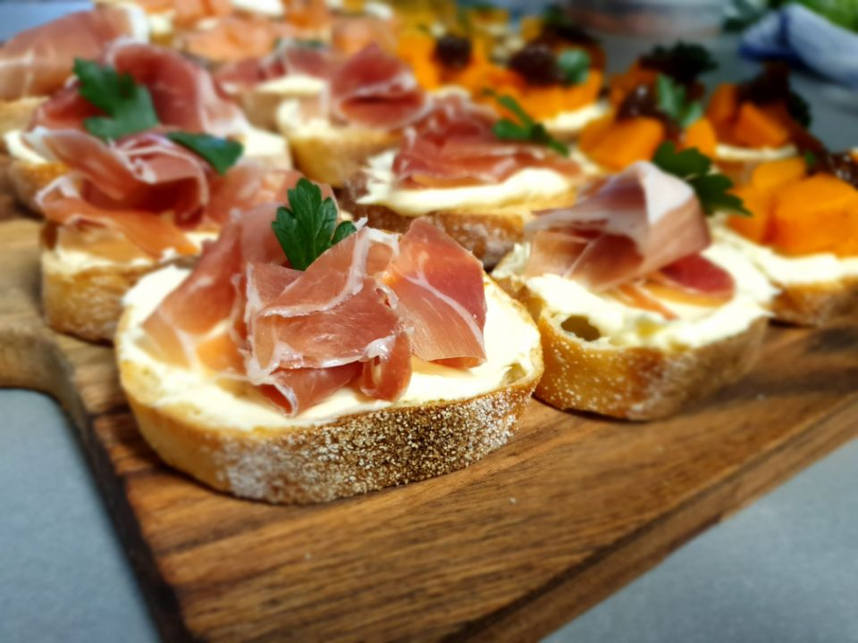 canape catering, corporate catering perth